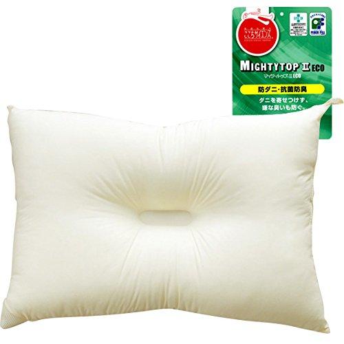 エムール 乾きが早い 洗える枕 抗菌 防臭 防ダニ 43×63cm(高めタイプ) 日本製