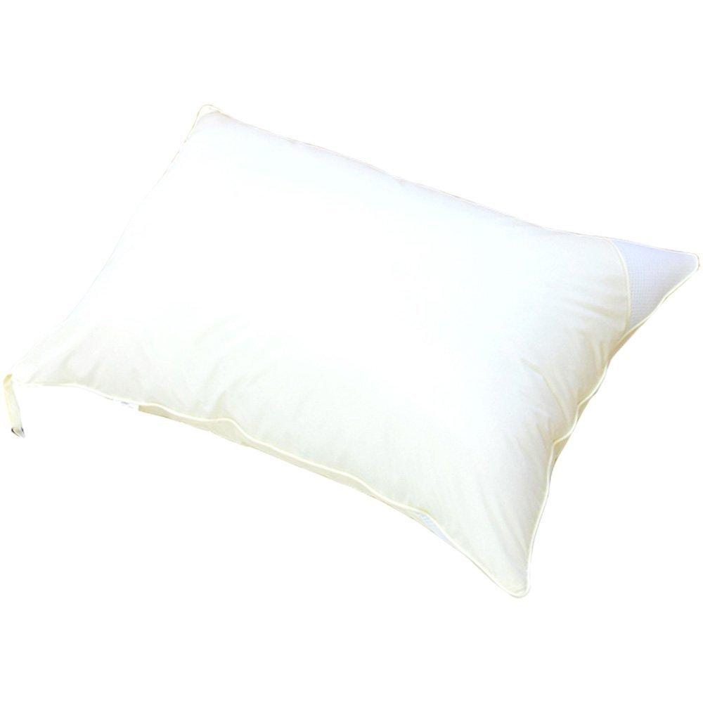 日本製 洗える枕 43×63 インビスタ ダクロン デュラライフ 中綿使用