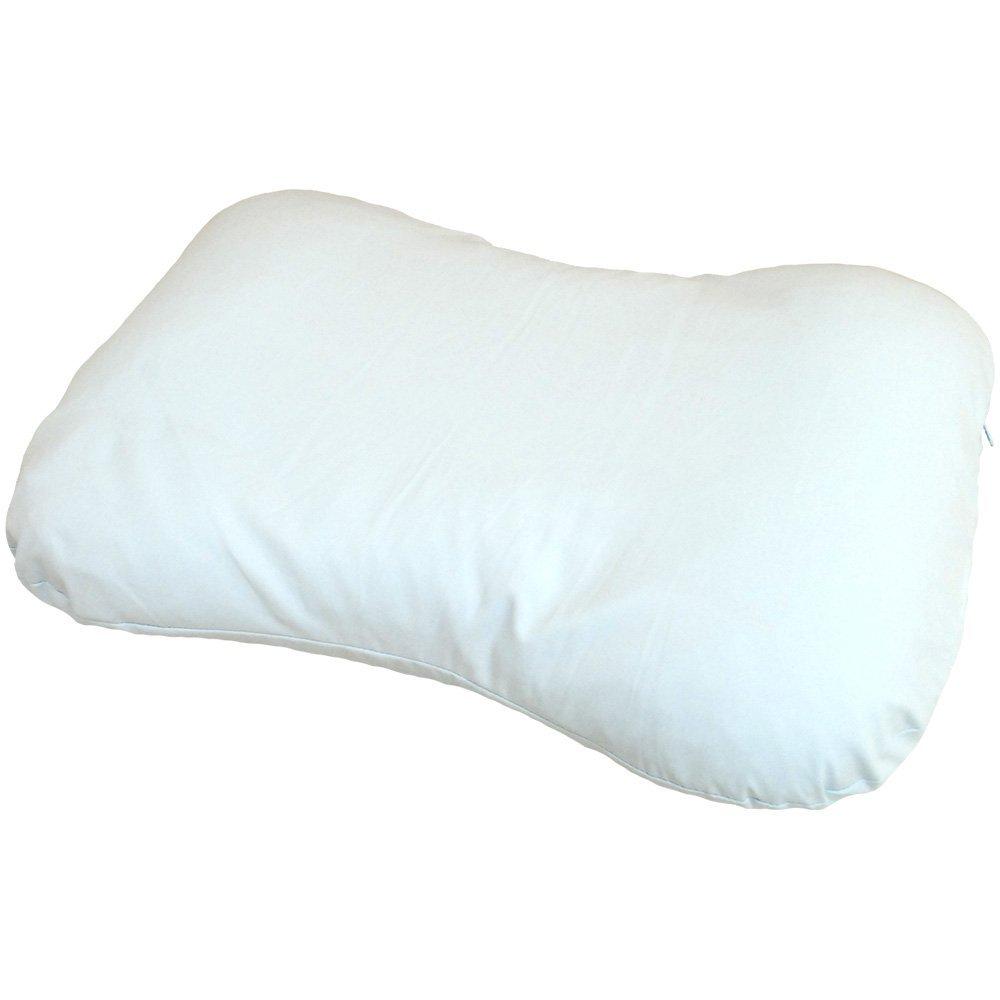 京都西川 洗える枕 究極枕 クーシェ かため ブルー