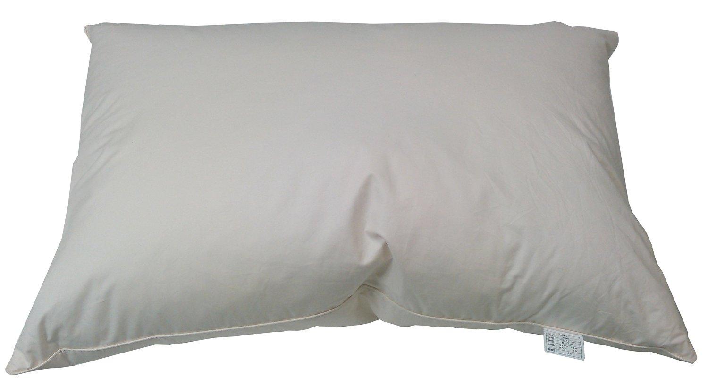 【Amazon.co.jp限定】Body&Soul ホテル仕様 羽根枕 フェザーピロー(スモールフェザー95%、ダウン5%) サイズ約43×63cm 日本製