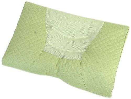 西川産業 首にやさしい枕 ふつう ソフトパイプ EAA0807601-G EA7601 EAA0807601