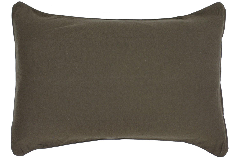 メリーナイト ニット枕カバー 35×50cm ブラウン NT3550-93