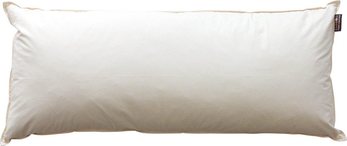 エムール ホテル仕様 羽根枕 『ロングフェザーピロー』 約43×100cm 日本製